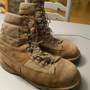 Danner saftey toe boots